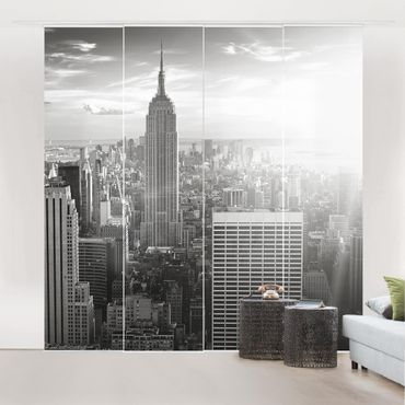 Tende scorrevoli set - Manhattan Skyline