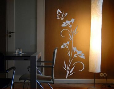 Adesivo murale no.80 floret