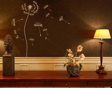 Adesivo murale no.199 dandelion