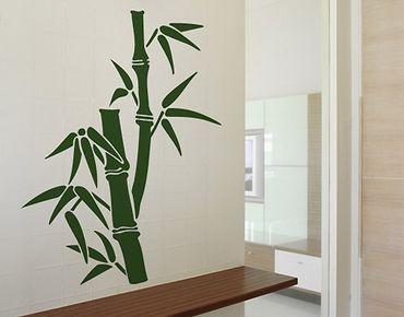 Adesivo murale no.SF398 Bambus