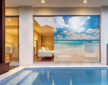 Decorazione per finestre Touch of Paradise