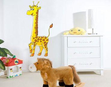 Adesivo murale no.58 Proud Giraffe