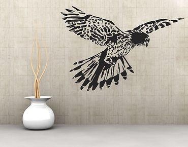 Adesivo murale no.UL240 Falcon