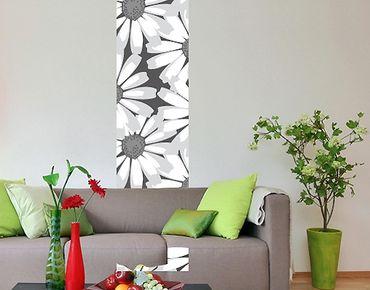 Adesivo murale no.UL262 Wallpaper Floret