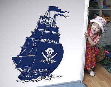 Adesivo murale no.SF506 corsair