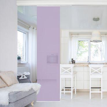 Tenda scorrevole set - Lavender