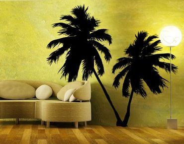 Adesivo murale no.KP64 palms
