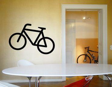 Adesivo murale no.372 Instantly Bike