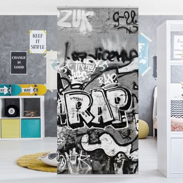 Tenda a pannello Graffiti Art 250x120cm