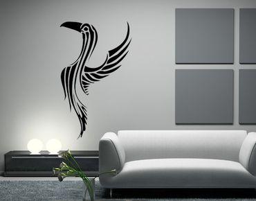 Adesivo murale no.KP132 pop kolibri