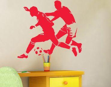 Adesivo murale no.UL291 Football Duell 2