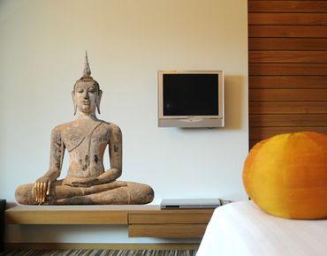 Adesivo murale no.SB100 Buddha in Thailand