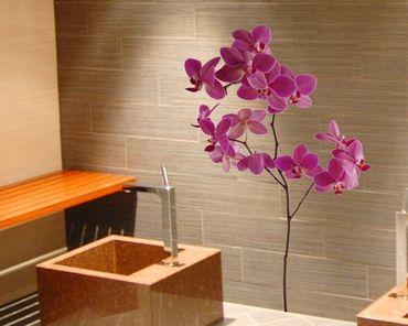 Adesivo murale no.SB57 Orchid I