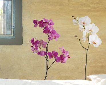Adesivo murale no.SB61 Orchid Set III