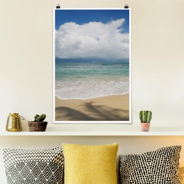 Poster - Antigua Bay - Verticale 3:2