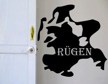 Adesivo murale no.474 Rügen