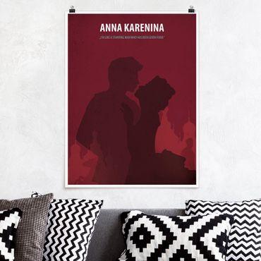 Poster - Poster del film Anna Karenina - Verticale 4:3