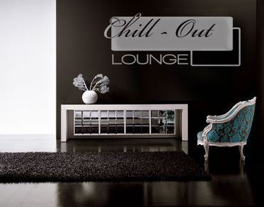Adesivo murale no.AS4 Chill-Out Lounge