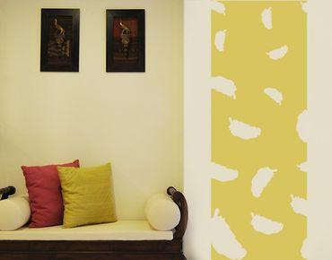Adesivo murale no.CG6 feathery