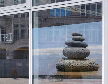 Decorazione per finestre Sand Stones