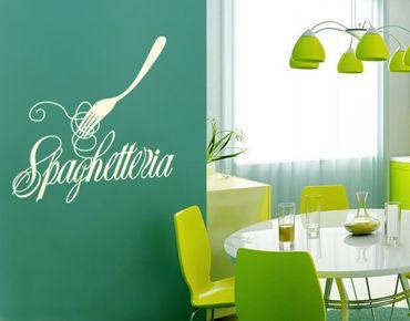 Adesivo murale no.UL386 Spaghetteria
