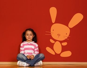Adesivo murale no.SF738 Bunny