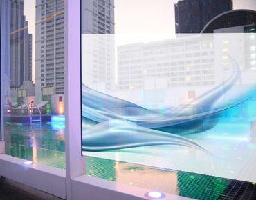 Decorazione per finestre Blue Dust