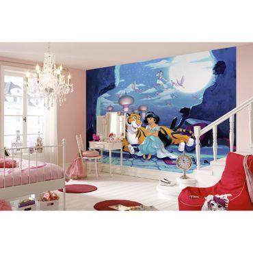 Carta da parati per bambini - Waiting for Aladdin - Komar fotomurale