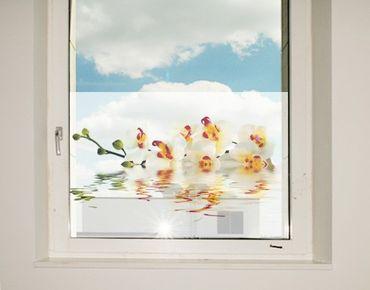 Decorazione per finestre Vivid Orchid Waters