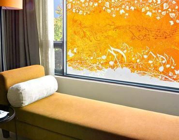 Decorazione per finestre Autumn