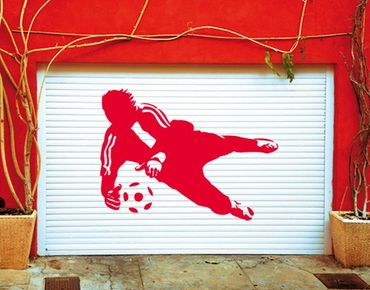 Adesivo murale No.UL452 Goal Keeper Parade I
