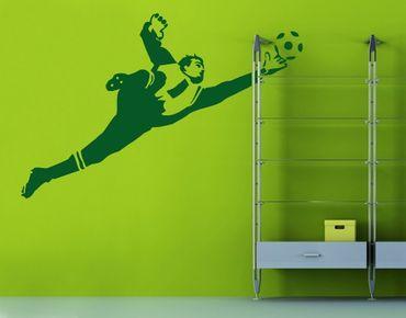 Adesivo murale No.UL453 Goal Keeper Parade II