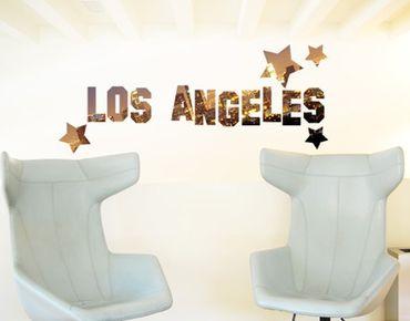 Adesivo murale no.TM148 Los Angeles