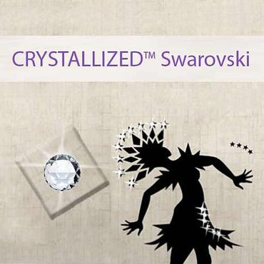 CRYSTALLIZED™ Strass Swarovski