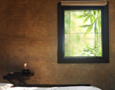 Decorazione per finestre Green Ambiance I