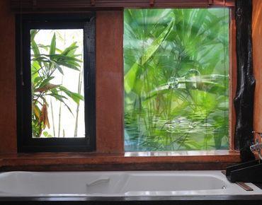 Decorazione per finestre Green Ambiance II