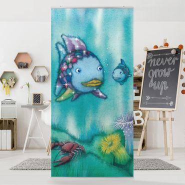 Tenda a pannello The Rainbow Fish - Two fish friends on the go 250x120cm