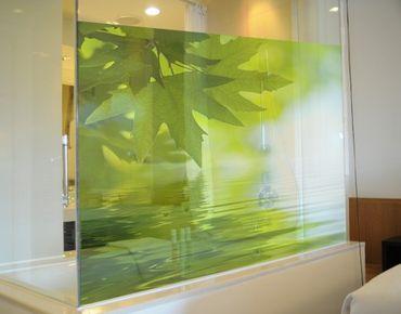 Decorazione per finestre Green Ambiance III