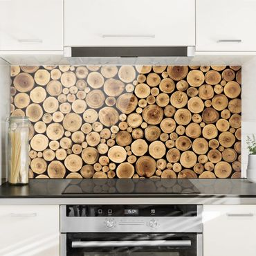 Paraschizzi in vetro - Homey Firewood