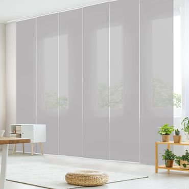 Tenda scorrevole set - Agate Grey