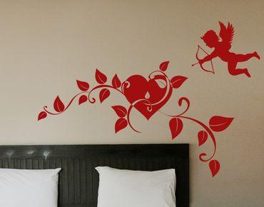 Adesivo murale No.TM156 Cupid