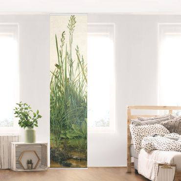 Tende scorrevoli set - Albrecht Durer - The Great Lawn - 2 Pannelli