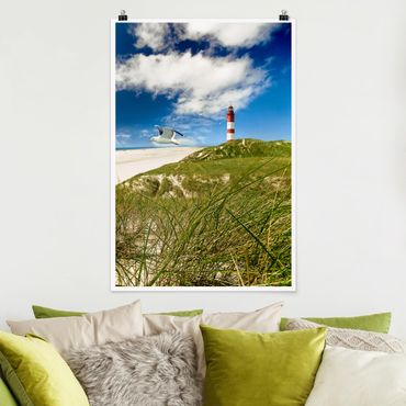 Poster - Dune Breeze - Verticale 3:2
