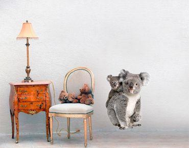 Adesivo murale No.336 Koala Bears