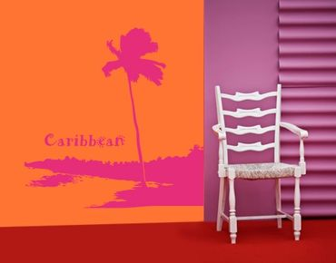 Adesivo murale No.UL560 Carribean