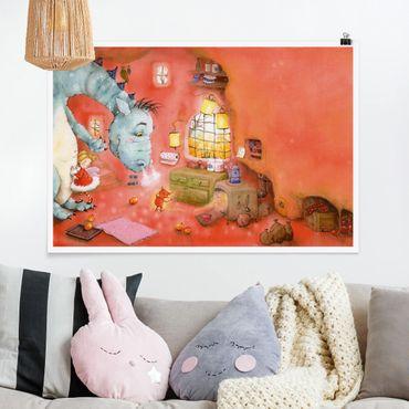 Poster - Procione Wassili - Mmm, mele al forno