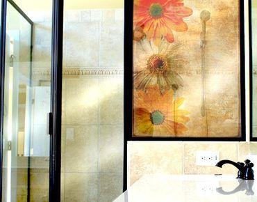 Decorazione per finestre Vintage Flowermix