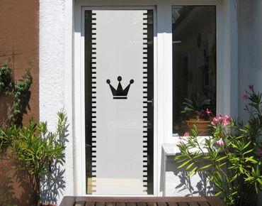 Pellicole per vetri - no.UL12 Curtain Crown II