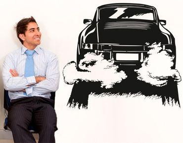 Adesivo murale No.CG99 Mafia Car