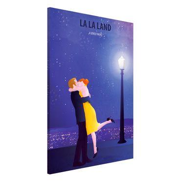 Lavagna magnetica - Locandina cinematografica La La Land II - Formato verticale 2:3